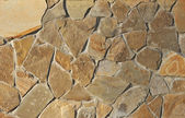 Stone tiles wall — Stock fotografie