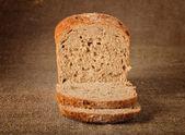 切片的面包 — 图库照片