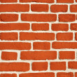 Brickwork wall — Stockfoto