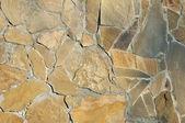 Kamenné obklady zdí — Stock fotografie