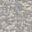 Stony wall seamless background. — Stock Photo