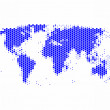 World map — Stock Photo #7117181