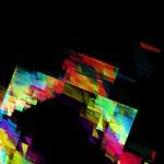marco de color — Foto de Stock