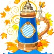 Oktoberfest Celebration design - Stock Vector