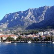 Croatian town Makarska — Stock Photo #7208725