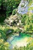 Plitvicer Seen — Stockfoto