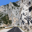 Royalty-Free Stock Photo: Mountain road  in Croatia