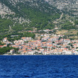 Croatian town Makarska — Stock Photo #7800850