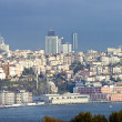 View on Tophane, Istanbul - Stock Photo