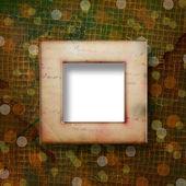 Flerfärgad bakgrund för hälsningar eller inbjudningar med boke — Stockfoto