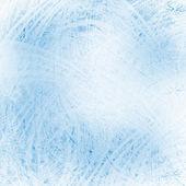 Eğri tasarım ile soyut mavi kaotik arka plan — Stok fotoğraf