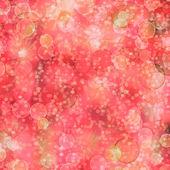 Toile de fond multicolore de voeux ou des invitations avec flou bo — Photo