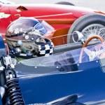Постер, плакат: Vintage racer car