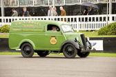 American retro car — Stock Photo