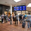 Stock Photo: Copenhagen Airport