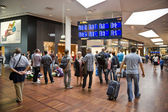 Copenhagen Airport — Stock Photo