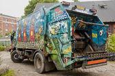 Transport of Christiania — Stock Photo