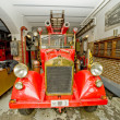 Old fire-engine vehicle — Stock Photo #7382685