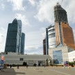 Moscow exhibition center — Stock Photo