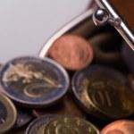 Раскрытый кошелёк с монетами, фото 2788812, снято 14 июня 2013 г. (c) Окапи Вячеслав / Фотобанк Лори.