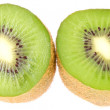 Kiwi Cut in Half — Stock Photo
