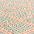 Tiled Pavement — Stock Photo