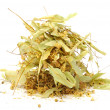 Stock Photo: Dried Linden Flowers