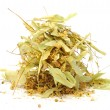 Dried Linden Flowers - Stock Photo