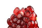 Pomegranate Seeds Close-up — Stock Photo