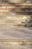 Old Broken Concrete Staircase — Stock Photo