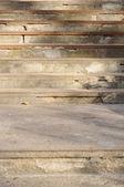 Old Broken Concrete Staircase — Stock Photo
