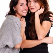 Two female friends — Stock Photo #7803334
