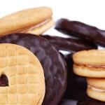 Sweet cookie — Stock Photo
