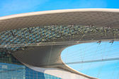 Modern roof construction — Stock Photo