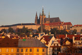 Prague Castle complex, detail — Stock Photo