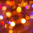 Blurred lights - Stock Photo