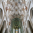 Historic cathedral indoor — Stock Photo #7502094