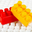 Stock Photo: Plastic constructor