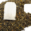 Tea bag — Stockfoto