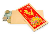 Gift envelope — Foto Stock