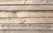 Old planks of wooden wall — Stock Photo