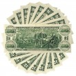 Stock Photo: Dollar currency