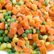 Frozen vegetables — Stock Photo #6882024