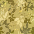 Art floral grunge background pattern - Stock Photo