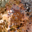 Stock Photo: Art abstract tiles background