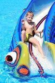Fun summer time — Stockfoto