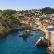 Town Dubrovnik in Croatia — Stock Photo #6809401