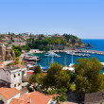 Old town Kaleici in Antalya, Turkey — Stock Photo #7610070