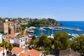 Old town Kaleici in Antalya, Turkey — Stock Photo