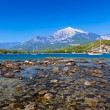 Stock Photo: Beach at Phaselis in Antalya, Turkey